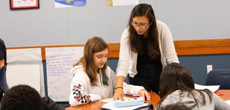 Flintridge Preparatory School Mathematics