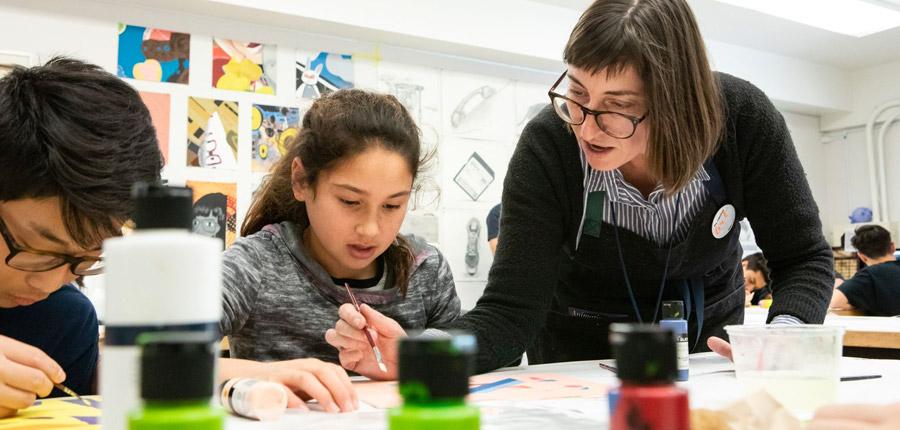 Flintridge Preparatory School Visual Arts