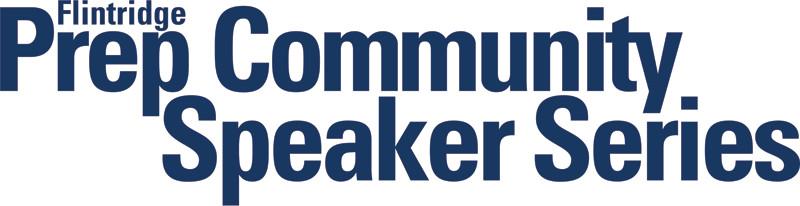 Prep Community Speaker Series