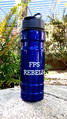 FPS Rebels Water Bottle